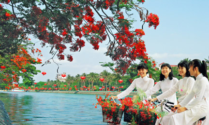 Ao dai viet nam - 2 part 1